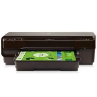 惠普(HP)7110 彩色黑白 照片A3打印机 带无线wifi 家用办公喷墨单打印机