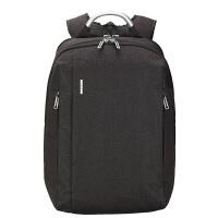 卡拉羊简约多功能休闲大容量男女旅行笔记本电脑背包双肩包CS5795