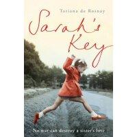 莎拉的钥匙【现货】英文原版Sarah's Key莎拉的钥匙 西嘉读者奖、书商书奖 讲述二战时期发生在法国巴黎的纳粹大屠