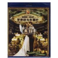 正版蓝光碟罗密欧与朱丽叶蓝光高清电影1080P蓝光BD电影dvd碟片