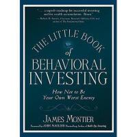 【预订】The Little Book Of Behavioral Investing - How Not To