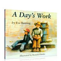 【全店300减100】进口英文原版正版 A Day's Work一天的工作E. Bunting 汪培�E私房书单第四4阶段