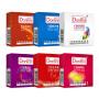 (进口版)多乐士避孕套梦幻系列六款3只装6盒 安全套共18只超薄颗粒 情趣 成人用品