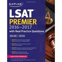 Kaplan LSAT Premier 2016-2017 with Real Practice Questions【