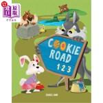 【中商海外直订】Cookie Road 123: A Counting Book
