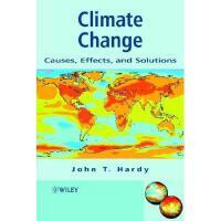 【预订】Climate Change - Causes, Effects & Solutions