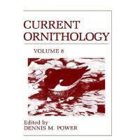 【预订】Current Ornithology, Volume 8