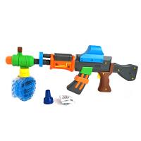 熊出没光头强玩具枪电动枪可发射语音水弹机关枪对战男孩玩具
