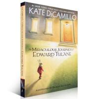 英文原版 爱德华的奇妙之旅 The Miraculous Journey of Edward Tulane 全英文版小