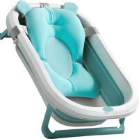 婴儿洗澡盆折叠初生家用大号幼儿童可坐躺新生小孩用品桶宝宝浴盆