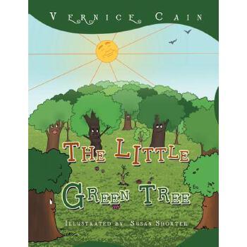 【预订】The Little Green Tree 预订商品,需要1-3个月发货,非质量问题不接受退换货。