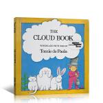 顺丰发货 The Cloud Book 英文进口原版 低幼儿童启蒙图画故事绘本 2-5-6岁 作者 Tomie deP