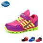 迪士尼童鞋儿童运动鞋新款男童运动鞋女童跑步鞋防滑篮球鞋DS2103
