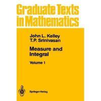 【预订】Measure and Integral: Volume 1