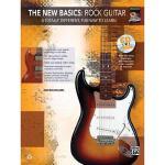 【预订】The New Basics: Rock Guitar: A Totally Different