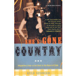 SHE'S GONE COUNTRY(ISBN=9780375709043) 英文原版