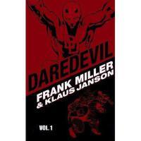 【预订】Daredevil by Frank Miller & Klaus Janson, Volume 1