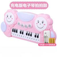 儿童电子琴宝宝早教钢琴小音乐0-1-3岁男孩女孩婴儿玩具2