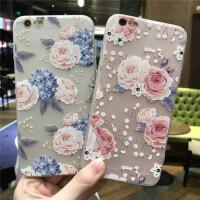 苹果6手机壳iphone7软硅胶套8plus磨砂全包防摔6s女款潮个性创意
