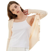 【网易严选 限时抢】女式棉质基础打底上衣