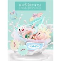 初生0-3-6个月摇铃1岁手抓握新生婴儿儿玩具
