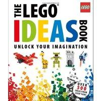The Lego Ideas Book: Unlock Your Imagination[精装] [7岁及以上] [进口原版 乐高新鲜玩] (魔术塑料积木)