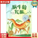 海豚绘本花园:蜗牛的长腿 (英)达米安・哈维 文,(英)科奇・保罗 图 湖北美术出版社9787539429700【新华