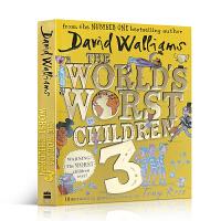 英文原版 World's Worst Children 3  大卫威廉姆斯全彩精装幽默小说 学生课外阅读 David Walliams