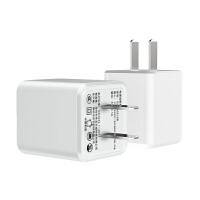 苹果安卓通用快充iPhone6充电器头6s小米华为vivo手机多口USB插头
