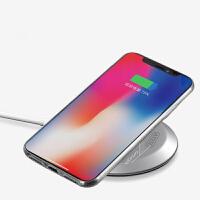 iphoneX苹果无线充电器三星s8无限p手机iPhone8plus用x