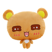 维莱 情侣思念小熊毛绒玩具泰迪熊公仔娃娃可爱小熊抱枕靠垫创意女礼物