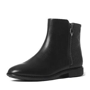 Teenmix/天美意专柜同款牛皮女靴6D444DD6