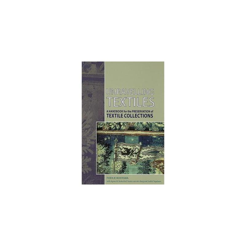【预订】Unravelling Textiles: A Handbook for the 美国库房发货,通常付款后3-5周到货!