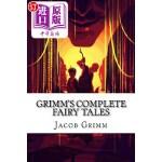 【中商海外直订】Grimm's Complete Fairy Tales
