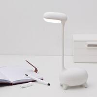 MINISO名创优品 鹿小萌迷你可调节LED灯卧室护眼书桌台灯充电便携