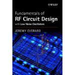 【预订】Fundamentals Of Rf Circuit Design - With Low Noise
