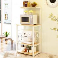 亿家达 落地微波炉架子厨房置物架层架碗架厨房用品收纳架储物架