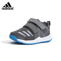 【券后价:309元】阿迪达斯adidas童鞋18秋季新款儿童防滑耐磨运动鞋网面透气户外休闲鞋 (5-10岁可选) AH