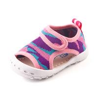 童鞋小童布鞋夏季宝宝学步凉鞋男女宝宝机能鞋子潮
