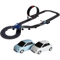 电动遥控小汽车赛道玩具套装儿童轨道赛车