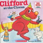 Clifford at the Circus 大红狗在马戏团 ISBN 9780545215848