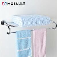 MOEN/摩恩 斯蒂罗系列双层全铜浴巾架ACC0401 全国联保