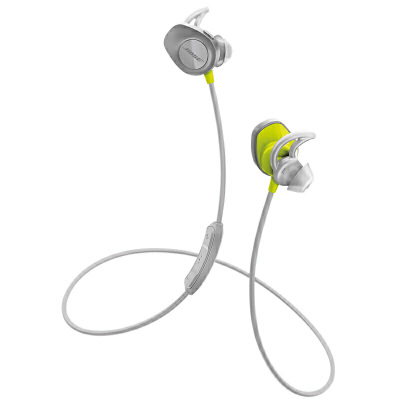 【当当自营】Bose SoundSport 无线耳机-柠檬黄 耳塞式蓝牙耳麦 运动耳机 智能耳机用礼品卡买BOSE耳机,当当自营,售后无忧!