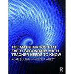 【预订】The Mathematics That Every Secondary School Math