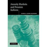 【预订】Annuity Markets and Pension Reform Y9781107407213