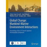 【预订】Global Change: Mankind-Marine Environment