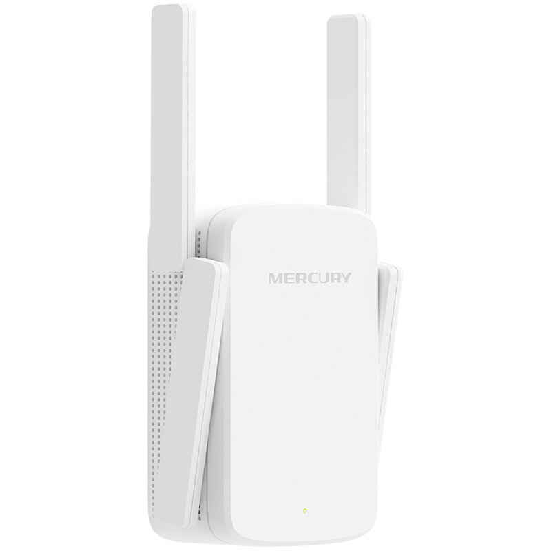 水星双频wifi信号放大器中继器AP无线路由器扩展器5G家用穿墙王四天线1200M智能高速光纤宽带 MAC1200RE 新品上市 双频1200M四天线 高速模式