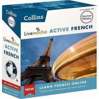 【预订】Livemocha Active French