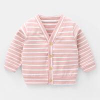 婴儿外套开衫春秋女宝宝男童春装儿童幼儿3上衣1岁0小童新生洋气