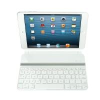 Logitech/罗技Ultrathin IK700 iPad mini超薄键盘无线蓝牙键盘盖(白色)